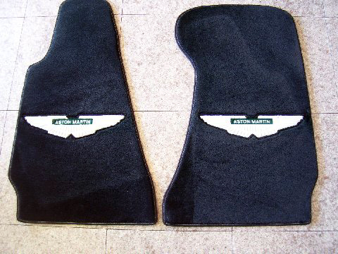 CustomAston Martin Floor mat kits