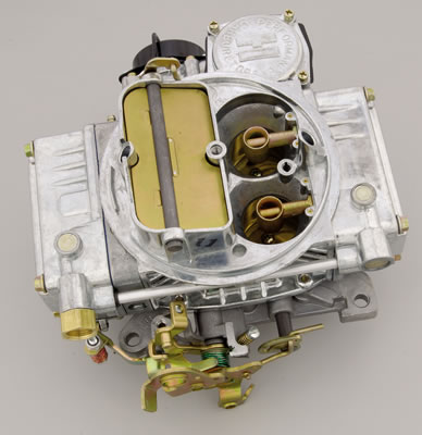 DeTomaso Pantera Part # EN1075 Holley Carburetor (750 CFM Electric Choke)