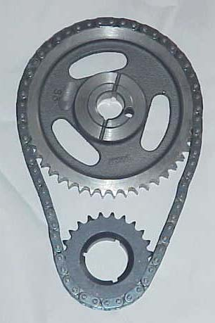 DeTomaso Pantera Part # EN2075 Timing Chain And Gear Assembly