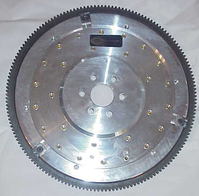 DeTomaso Pantera Part # EN4006 Flywheel Alluminum Billet