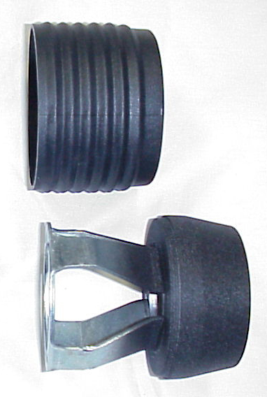 DeTomaso Pantera Part # IN2064 COLLAPSIBLE MOMO STEERING WHEEL HUB