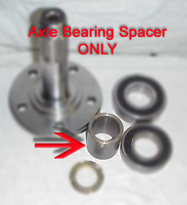 Axle Bearing Spacer