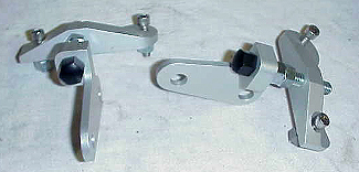 Stainless Steel Rear Frame Cover Plate